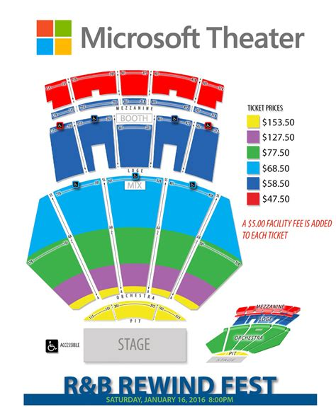 nokia theater seating map nokia seating chart brokeasshome