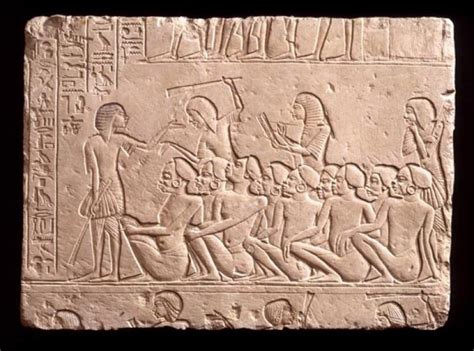 imagenes de estelas egipcias collezione egiziana la tomba di horemheb a saqqara