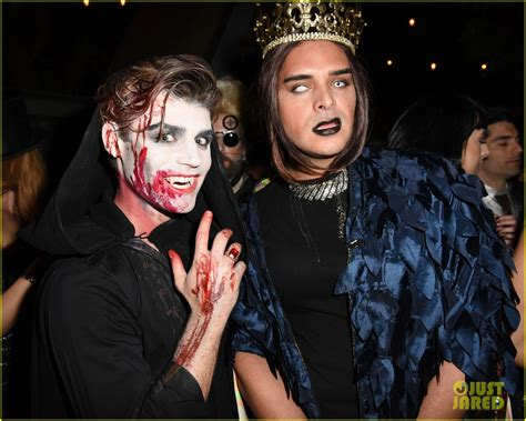 gregg lunsford gregg sulkin nolan funk hit up just jared s halloween