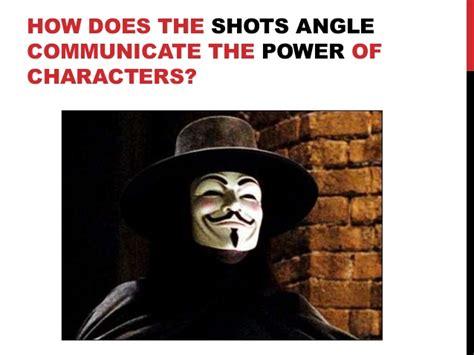 V For Vendetta Character Essay by V For Vendetta Analysis
