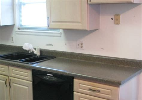 Refinishing Kitchen Countertops Yourself Refinish Vs Replace Denver Tub And Bathroom Repairs