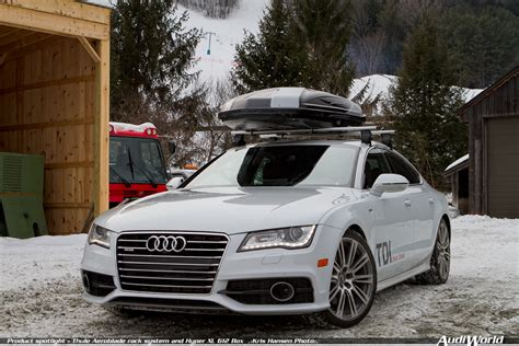 Audi Roof Rack by Audi Thule 12 Audiworld