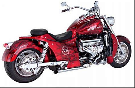 Boss Hoss Bike In India by Motorcycle Pictures Boss Hoss Bhc 3 Zz4 Bike