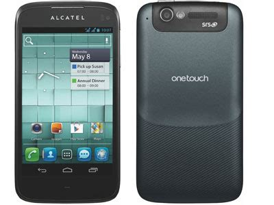 alcatel one touch explore 997d features, specification