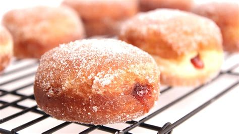 In The Kitchen Recipes by Jelly Donut Recipe Vitale In The