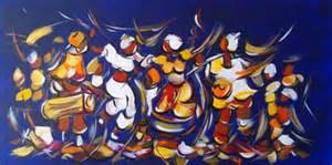 Danse africaine quot 70x40 dispo