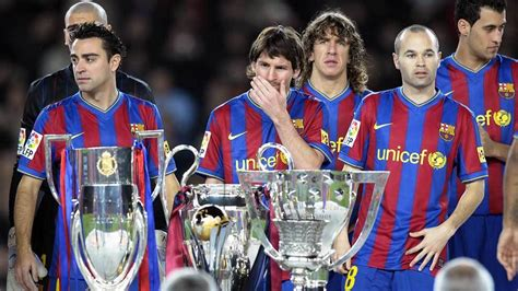barcelona sextuple which team has dominated past decade barcelona or real