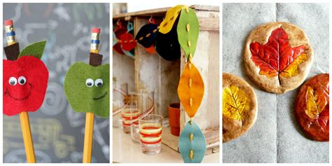 fall crafts ideas for 45 fall crafts for fall activities and project