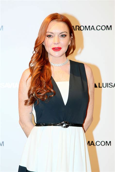 Lindsay Lohan by Lindsay Lohan At Luisaviaroma Firenze4ever Fashion