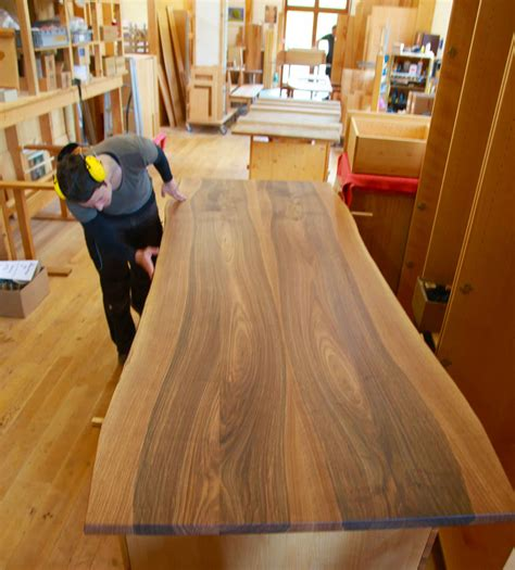 brett nussbaum massiv massivholztische und esspl 228 tze 2012 die m 246 belmacher