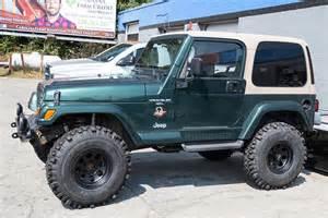 Jeep Wrangler Tj 1999 Jeep Wrangler Tj Go4x4it A Rubitrux
