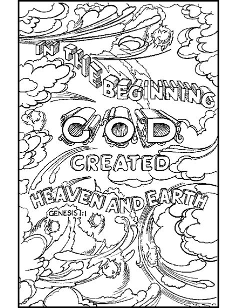 free bible verses with coloring pages