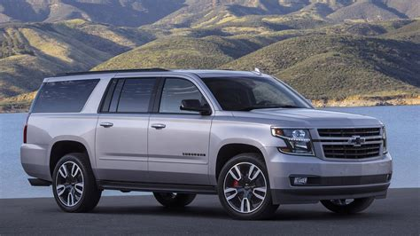 2019 Chevy Suburban by The 2019 Chevrolet Suburban Rst Performance Is 420 Horses