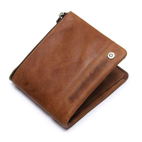 Alat Pelubang Id Card Plastik Pvc dompet kulit pria banyak slot dompet keren dilengkapi