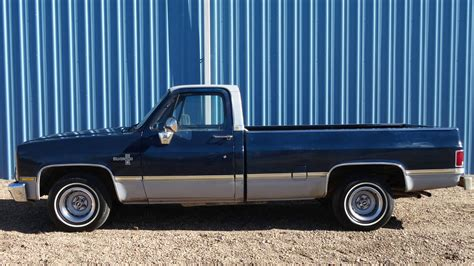 how long is a long bed truck 1985 chevrolet c 10 silverado longbed pickup truck for sale