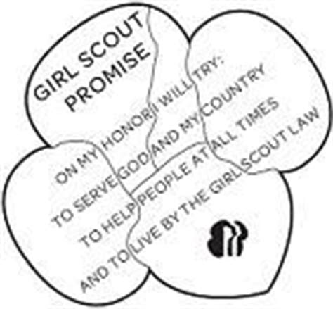 scout trefoil template pin by spence horn on scouts