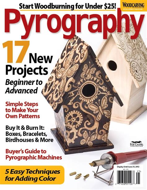 wood pattern magazines free pyrography patterns for beginners
