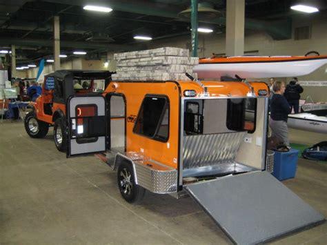jeep kayak trailer microlite trailers would like to have something like