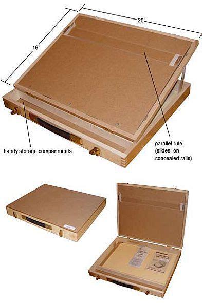 portable drawing board desk pesquisa