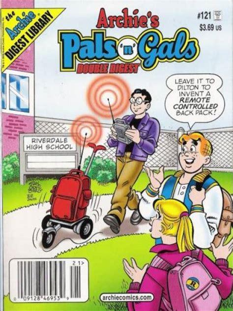 No 104 Pals N Gals Digest Magazine archie s pals n gals digest magazine volume