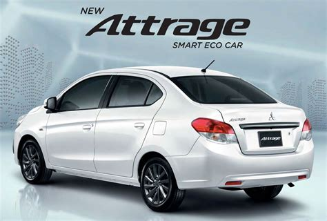 2016 Mitsubishi Attrage On Sale In Thailand New Safety