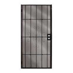 shop gatehouse magnum black steel surface mount single