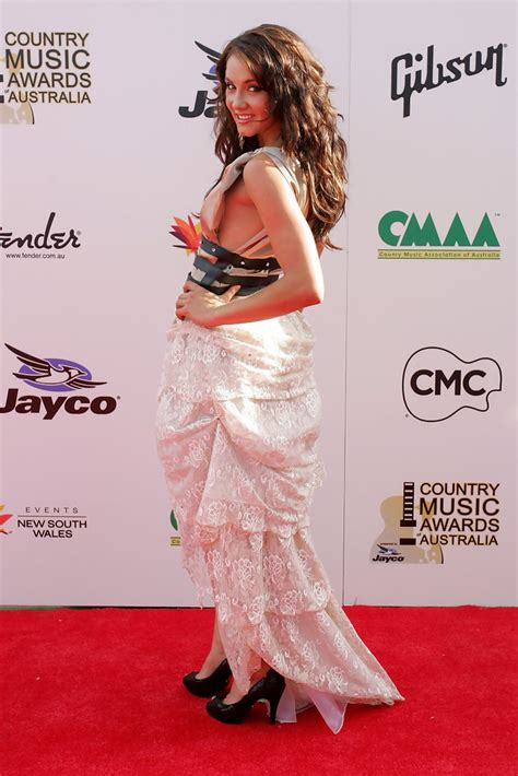 country music academy australia 37th cmaa country music awards of australia arrivals