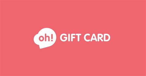 Gift Card Lider - oh gift card