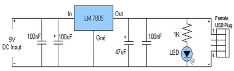 usb battery charger circuit diagram nicd battery charger schematic nicd get free image about
