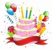 Birthday Cake Clip Art Happy Clipart 2 Image