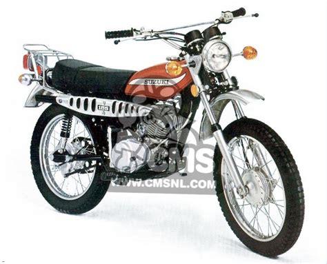 Suzuki Tc185 Suzuki Tc185 Information