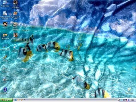 arriere plan de bureau anim t 233 l 233 charger watery desktop 3d pour windows