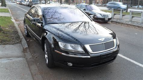 Overkill Volkswagen Phaeton Bentley Conversion Gtspirit