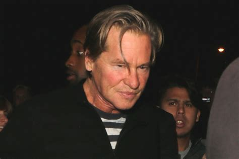 Val Kilmers Birthday by Val Kilmer Out Of Hiding For Golden Globes Page Six