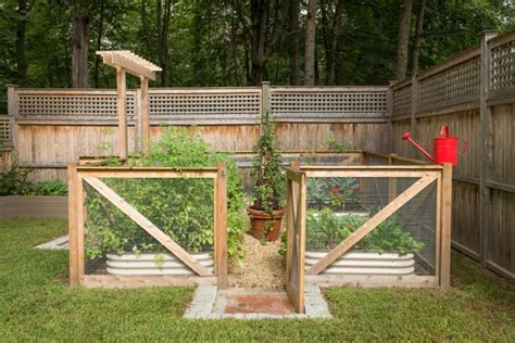 garden fence designs ideas design trends premium