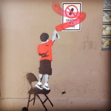 graffiti or crime graffiti wall graffiti or crime