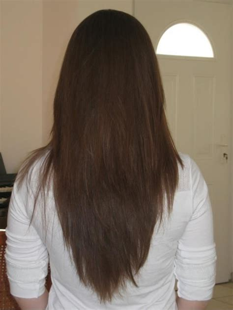 layered vs shingled hair totally in love with v layers right now hair