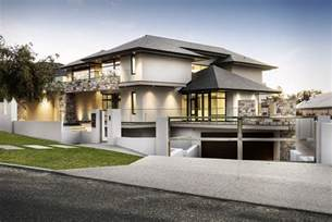 Open Car Garage Design luxury custom homes perth luxury home city beach