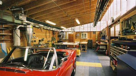 build a car workshop how to transform your garage into the ultimate diy workshop