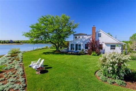 Cottages For Sale In New York by For Sale Waterfront In Sag Harbor New York