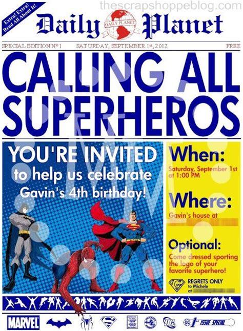 17 images superhero birthday parties edible cupcake toppers