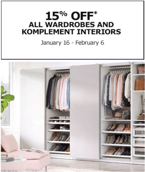 wardrobe ikea canada ikea canada wardrobe event save 15 all wardrobes and