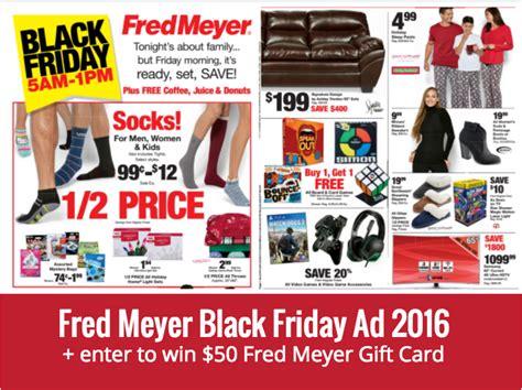 Black Friday Disney Gift Card Deals - fred meyer black friday ad 2106