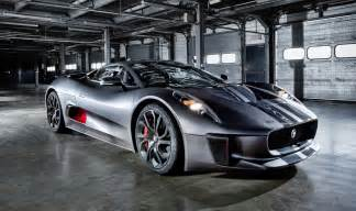 C X75 Jaguar Jaguar C X75 The Development Photos