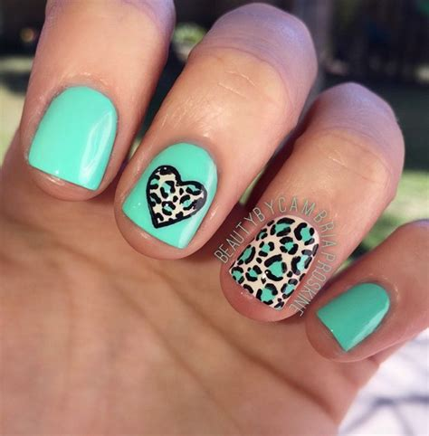 Www Nail Designs by 50 Leopard Nail Ideas Nenuno Creative