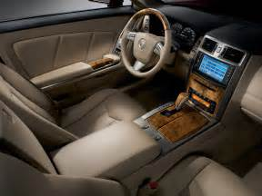 Cadillac Interior Cadillac Xlr Review Price Specification Mileage Interior Color