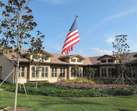 veterans homes of california county