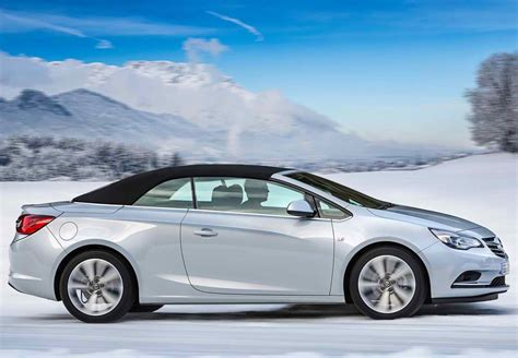 opel cascada convertible 2013 opel cascada review specs pictures price