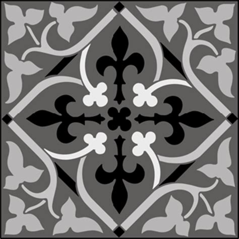 pattern tile stencils gothic and medieval tile no 3 stencils stensils and