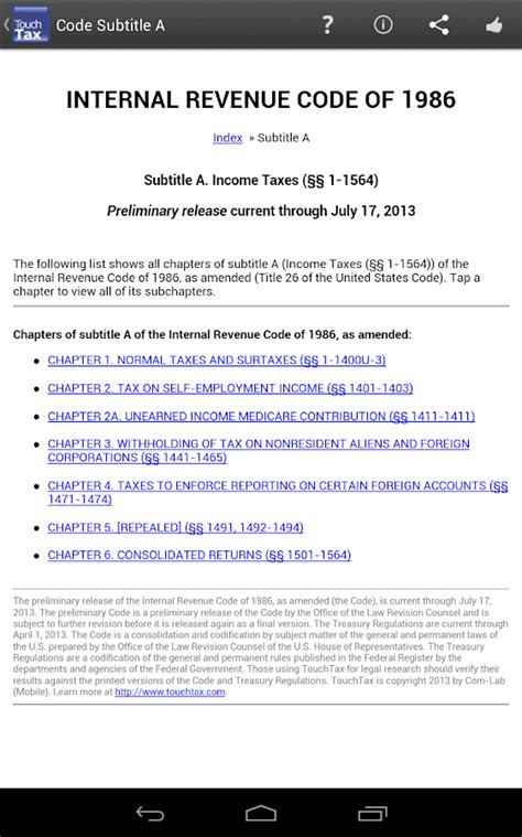 section 62 tax code tax code and regs touchtax android apps on google play